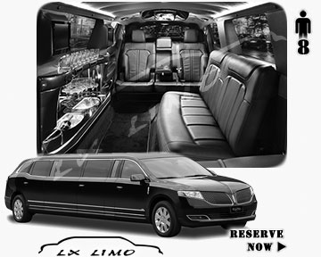 Stretch Limo for hire in Ottawa