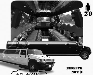 hummer H2 SUV Limo in Ottawa, ON
