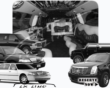 Ottawa Stretch Limos for rental