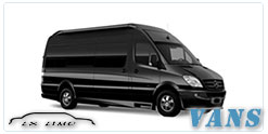 Luxury Van service in Ottawa