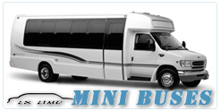 Mini Bus rental in Ottawa, ON