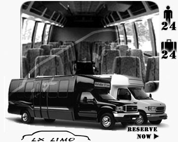 Ottawa Mini bus for hire